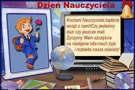 Dzień Nauczyciela - 14 października - Ruchome, animowane gify - darmowe  obrazki, gify dla każdego dopobrania